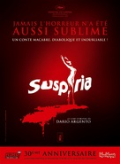 Suspiria - French Movie Cover (xs thumbnail)