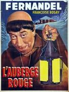 Auberge rouge, L' - Belgian Movie Poster (xs thumbnail)