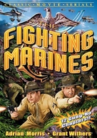 The Fighting Marines - DVD cover (xs thumbnail)