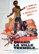 The Zebra Killer - French Movie Poster (xs thumbnail)
