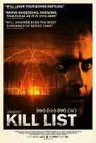 Kill List - Movie Poster (xs thumbnail)