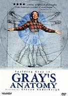 Gray's Anatomy - DVD cover (xs thumbnail)