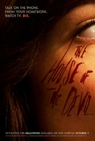 The House of the Devil - Movie Poster (xs thumbnail)