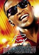 Ray - German Movie Poster (xs thumbnail)