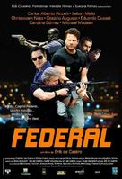 Federal - Brazilian Movie Poster (xs thumbnail)