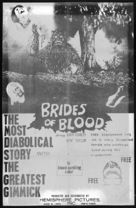 Brides of Blood - Movie Poster (xs thumbnail)