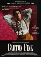 Barton Fink - German Movie Poster (xs thumbnail)