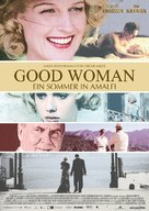 A Good Woman - German Movie Poster (xs thumbnail)