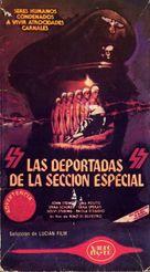 Le deportate della sezione speciale SS - Argentinian Movie Cover (xs thumbnail)