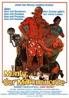 Easy Money - German Movie Poster (xs thumbnail)