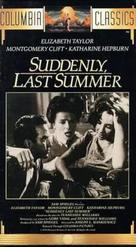 Suddenly, Last Summer - VHS cover (xs thumbnail)