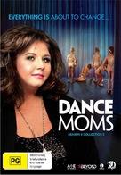 """""""Dance Moms"""" - Australian DVD movie cover (xs thumbnail)"""