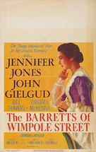 The Barretts of Wimpole Street - Movie Poster (xs thumbnail)