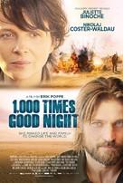 Tusen ganger god natt - Movie Poster (xs thumbnail)