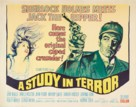 A Study in Terror - Movie Poster (xs thumbnail)