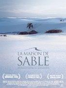 Casa de Areia - French Movie Poster (xs thumbnail)