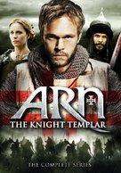 Arn - Tempelriddaren - DVD cover (xs thumbnail)