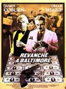 The Baltimore Bullet - French Movie Poster (xs thumbnail)