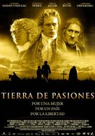 Nouvelle-France - Spanish Movie Poster (xs thumbnail)
