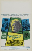 Village of the Damned - Theatrical poster (xs thumbnail)