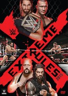 WWE Extreme Rules - DVD movie cover (xs thumbnail)