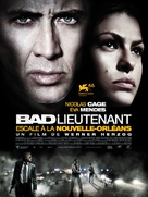 The Bad Lieutenant: Port of Call - New Orleans - French Movie Poster (xs thumbnail)