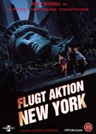 Escape From New York - Danish DVD cover (xs thumbnail)