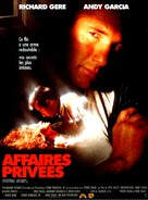 Internal Affairs - French Movie Poster (xs thumbnail)