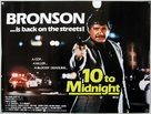 10 to Midnight - British Movie Poster (xs thumbnail)