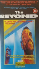 E tu vivrai nel terrore - L'aldilà - British VHS movie cover (xs thumbnail)
