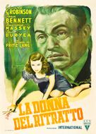 The Woman in the Window - Italian Movie Poster (xs thumbnail)
