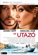 The Tourist - Hungarian Movie Poster (xs thumbnail)