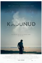 Gone Girl - Estonian Movie Poster (xs thumbnail)