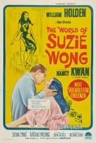 The World of Suzie Wong - Australian Movie Poster (xs thumbnail)