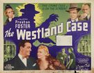 The Westland Case - Movie Poster (xs thumbnail)