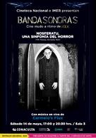 Nosferatu, eine Symphonie des Grauens - Mexican Movie Poster (xs thumbnail)