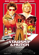 Starsky and Hutch - Italian Movie Poster (xs thumbnail)