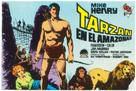 Tarzan and the Great River - Spanish Movie Poster (xs thumbnail)