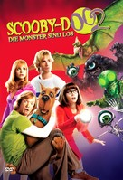 Scooby Doo 2: Monsters Unleashed - German Movie Cover (xs thumbnail)