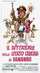 Bananas - Italian Theatrical poster (xs thumbnail)