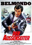 Marginal, Le - German Movie Poster (xs thumbnail)