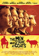 The Men Who Stare at Goats - Swiss Movie Poster (xs thumbnail)