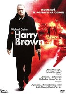 Harry Brown - Czech DVD movie cover (xs thumbnail)