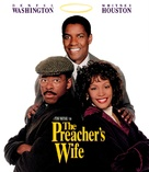 The Preacher's Wife - Movie Cover (xs thumbnail)
