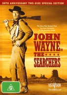 The Searchers - Australian DVD cover (xs thumbnail)