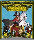 The Adventures of Baron Munchausen - Blu-Ray movie cover (xs thumbnail)