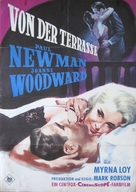 From the Terrace - German Movie Poster (xs thumbnail)
