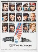 A Bridge Too Far - French Movie Poster (xs thumbnail)