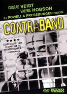 Contraband - DVD cover (xs thumbnail)