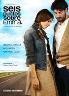 Seis puntos sobre Emma - Spanish Movie Poster (xs thumbnail)